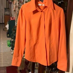 Sz lg button up top by Cato